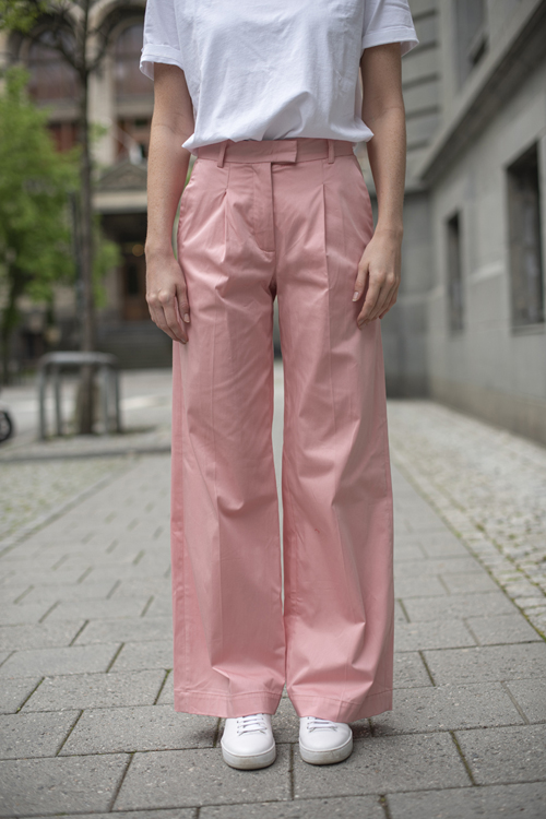Nandini Pants Mellow Rose