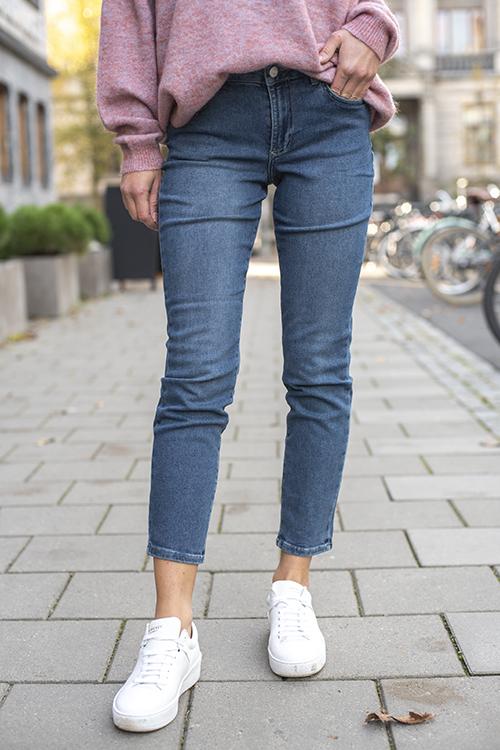 Fiveunits Lou 999 Crop Ember jeans