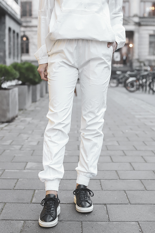 Os Trousers White