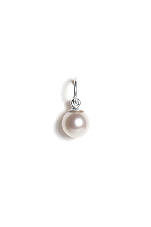 Pearl Pendant Silver